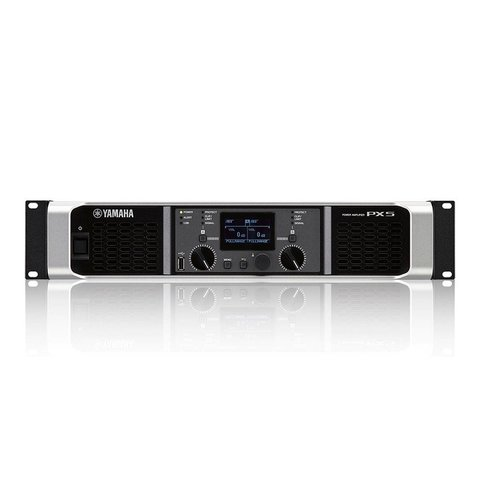 Yamaha PX5 Dual-channel 800W Class D Amp