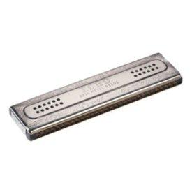 Hohner Hohner 57-C/G Echo 57 Harmonica (60 Hole Tremolo); Key of C/G