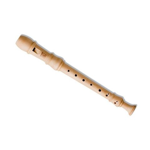 Hohner 9544 C-Soprano Baroque Maple Recorder