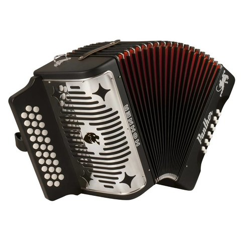 Hohner 3500FR Panther Diatonic Accordions GCF
