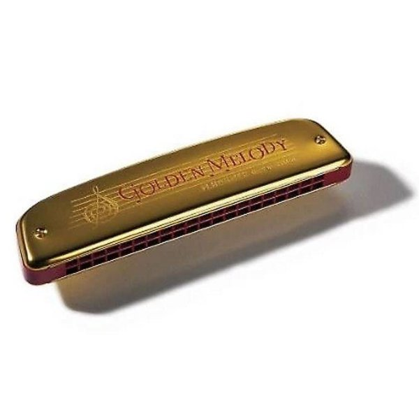 Hohner Hohner 2416-C Golden Melody Tremolo; Key of C