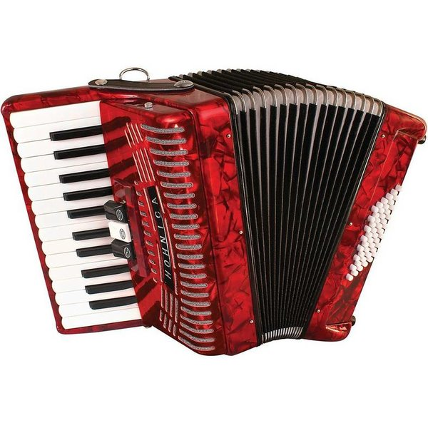 Hohner Hohner 1304-RED 73-Key Accordion