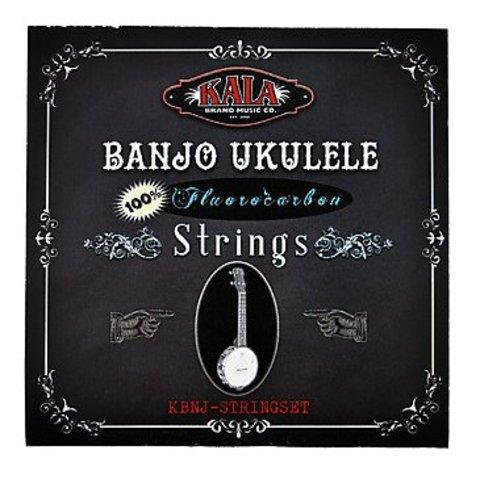 Kala KBNJ-STRINGSET Fluorocarbon Concert Banjo Ukulele Strings
