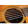 LR Baggs Lyric Classical Nylon String Mic w/ Endpin Preamp / Volume Control