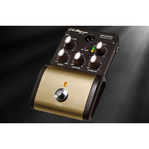 LR Baggs Session DI Acoustic DI w/ Analog Saturation & Multiband Compression/EQ