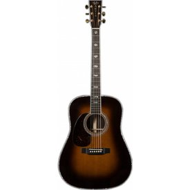 Martin Martin D-41 Sunburst Lefty Standard Series w/ Hard Case