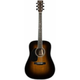 Martin Martin D-35 Sunburst Lefty Standard Series w/ Hard Case