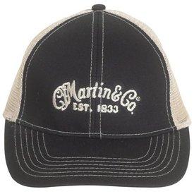 Martin Martin Mesh Logo Hat