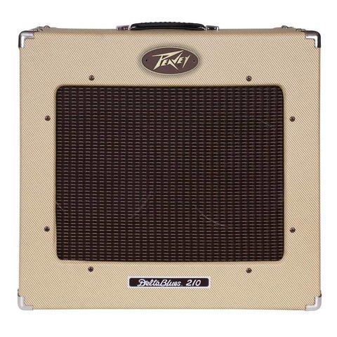 "Peavey Delta Blues 210 2 X 10"" Combo Amp Tweed (II)"