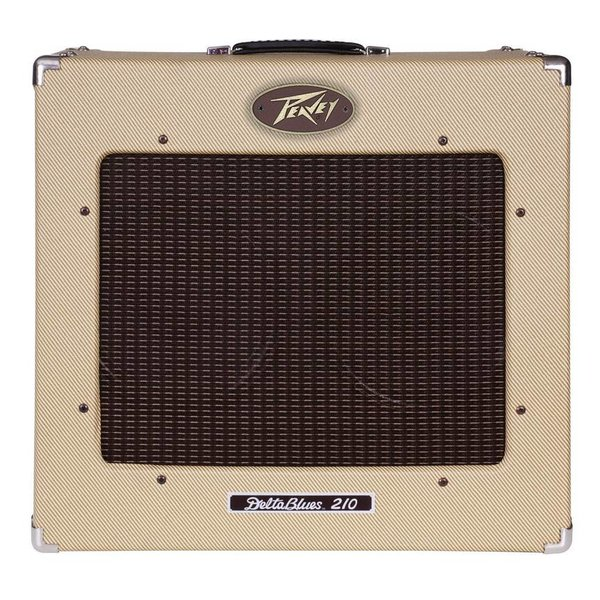 "Peavey Peavey Delta Blues 210 2 X 10"" Combo Amp Tweed (II)"