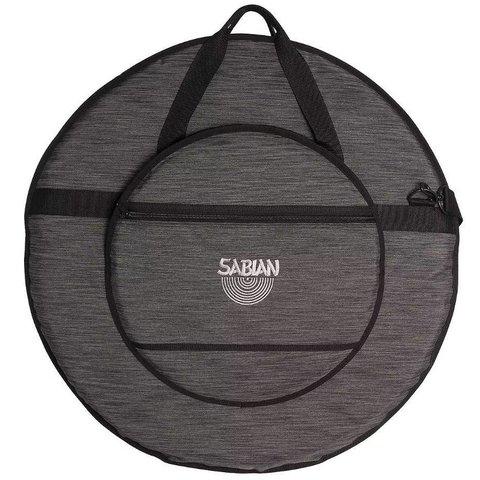 Sabian C24HBK Sabian Classic 24 Cymbal Bag in Heathered Black