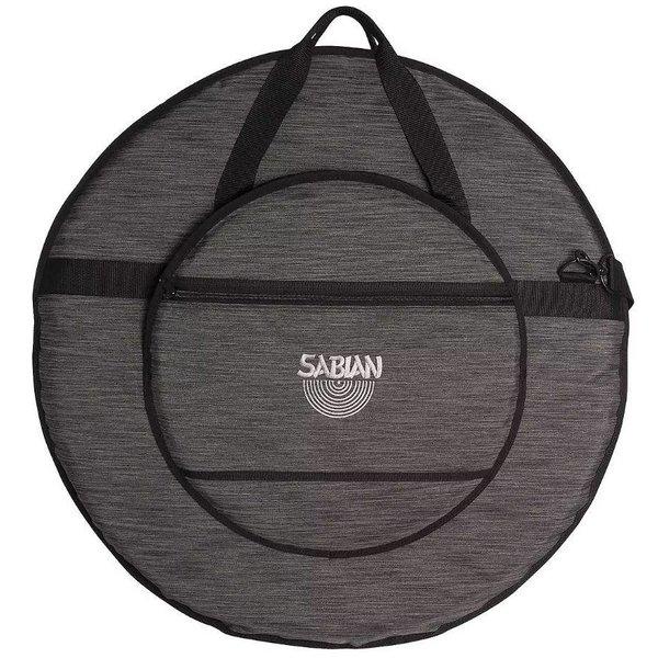 Sabian Sabian C24HBK Sabian Classic 24 Cymbal Bag in Heathered Black
