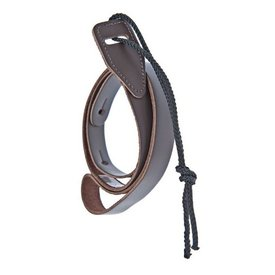 Planet Waves Planet Waves Embossed Mandolin Strap, Brown