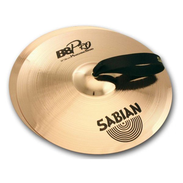 "Sabian Sabian 31422B 14"" B8 Pro Marching Band"