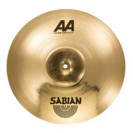 "Sabian Sabian 2160772B 16"" AA Raw Bell Crash Brilliant Finish"