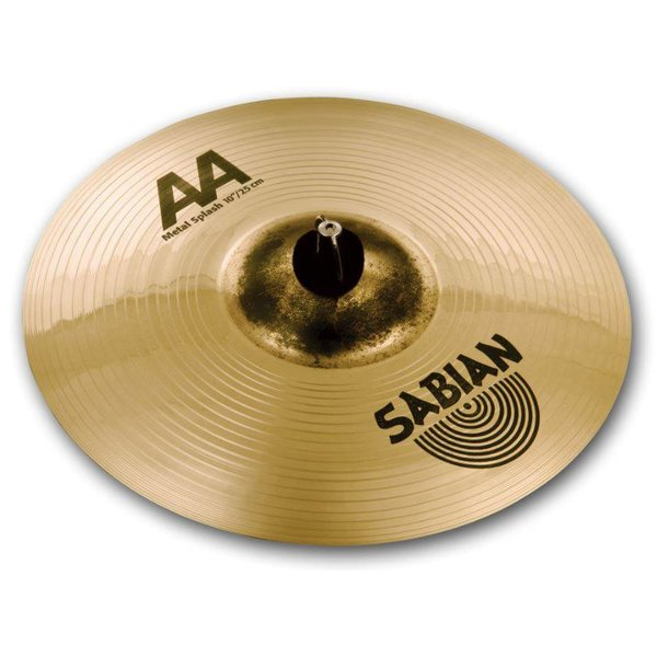 "Sabian Sabian 21005MB 10"" AA Metal Splash"