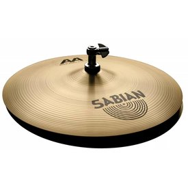 "Sabian Sabian 21403B 14"" AA Rock Hats Brilliant Finish"
