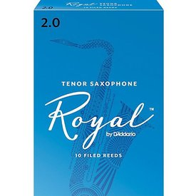 Rico Rico Tenor Sax Reeds, Box of 10