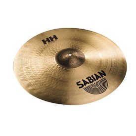 "Sabian Sabian 12172B 21"" HH Raw Bell Dry Ride Brilliant Finish"