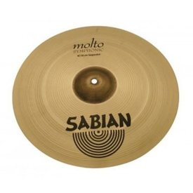"Sabian Sabian 21689B 16"" AA Molto Symphonic Suspended BR"