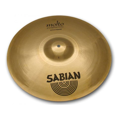 """Sabian 21689 16"""" AA Molto Symphonic Suspended"""