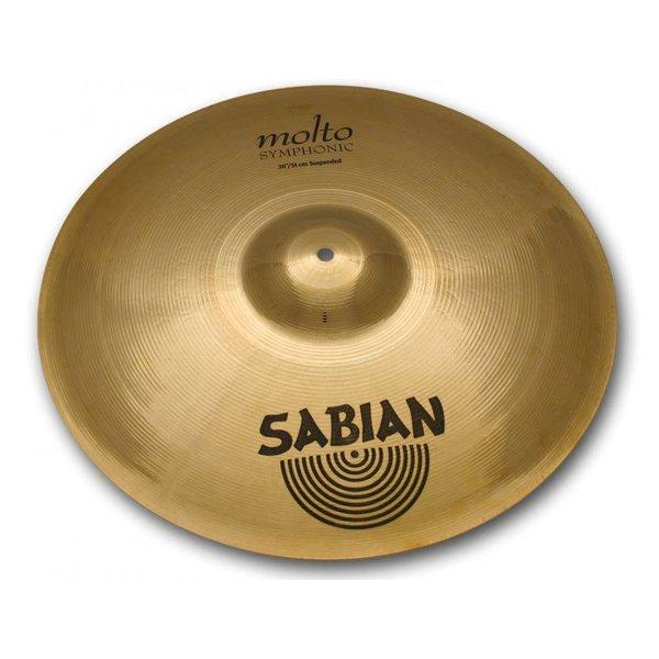 "Sabian Sabian 21689 16"" AA Molto Symphonic Suspended"