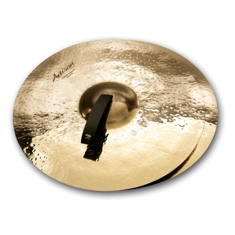 "Sabian A1855EB 18"" Artisan Traditional Symphonic Medium Heavy Extra Dark BR"