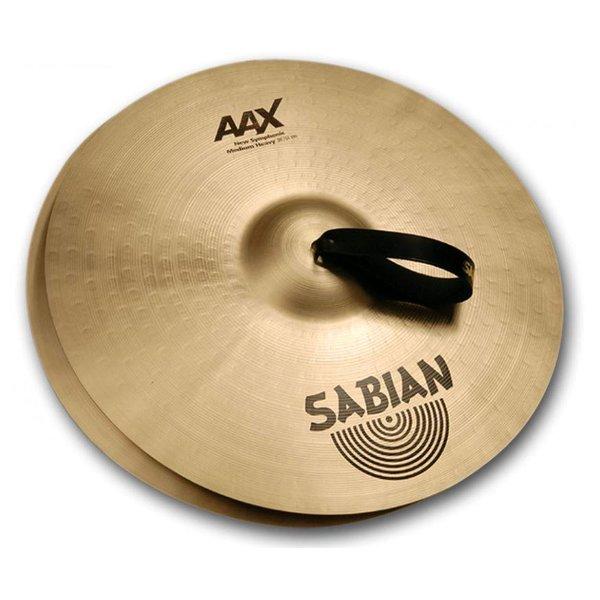 "Sabian Sabian 21855X 18"" AAX New Symphonic Medium Heavy"
