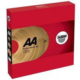 Sabian Sabian 25005B AA Performance Set Brilliant Finish
