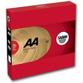 Sabian Sabian 25005EB AA Effects Pack Brilliant Finish