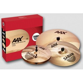 Sabian Sabian 25005XB AAX Stage Performance Set Brilliant Finish