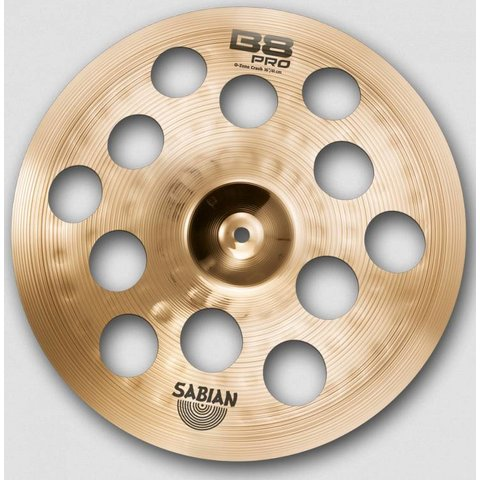 "Sabian 31600B 16"" B8 Pro O-Zone Crash"