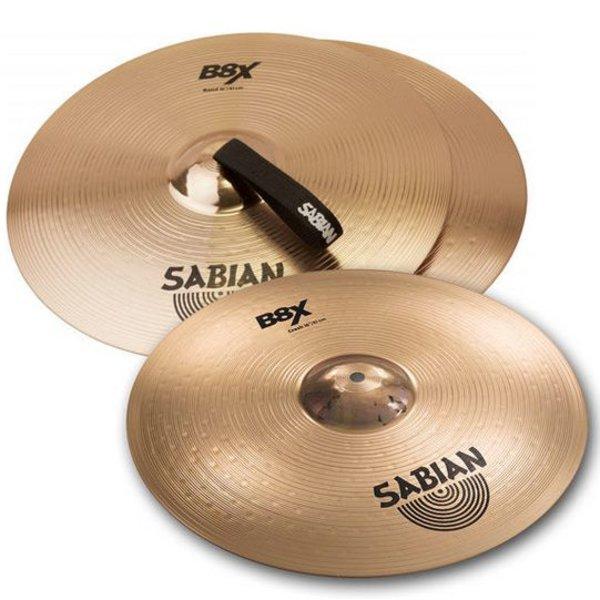 Sabian Sabian 416XCB-NB B8X Concert Band Set