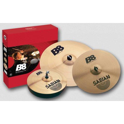 Sabian 45003-14 B8 Performance Set + 14