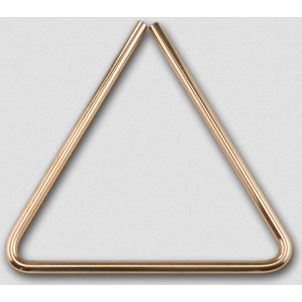 "Sabian Sabian 61134-9B8 9"" B8 Bronze Triangle"