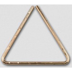 "Sabian Sabian 61135-10B8H 10"" HH B8 Bronze Triangle"