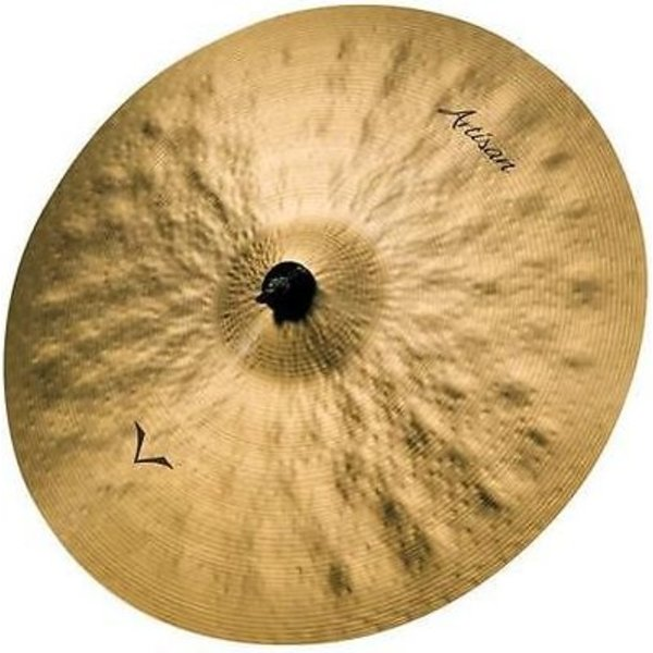 "Sabian Sabian A2210B 22"" Artisan Light Ride Brilliant Finish"