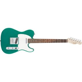 Squier Affinity Series Telecaster, Rosewood Fingerboard, Race Green