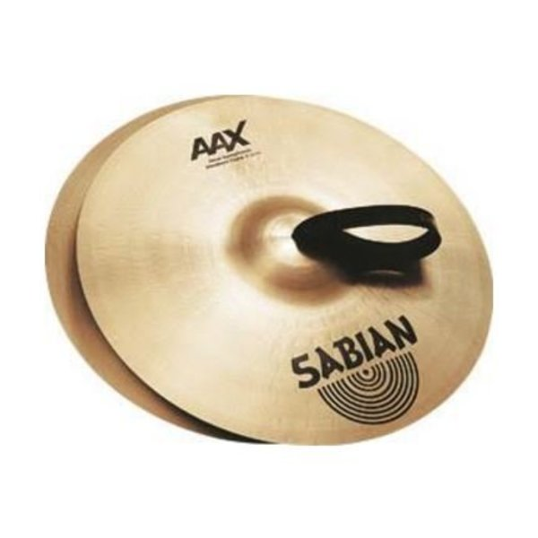 "Sabian Sabian 22255XB 22"" AAX New Symphonic Medium Heavy BR"