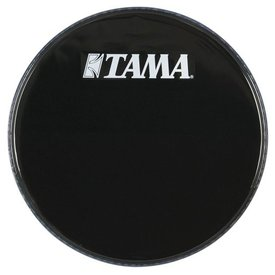 "TAMA Tama BK24BMWS 24"" Black Bass Drum Front Head"