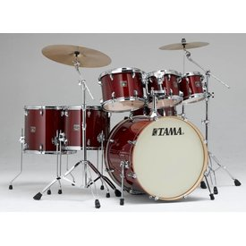 TAMA Tama CL72SCCW Superstar Classic Maple 7Pc Shell Kit Classic Cherry Wine