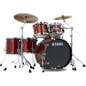 TAMA Tama PP52LSCRD Starclassic Performer B/B Shell Kit Coral Red Sparkle