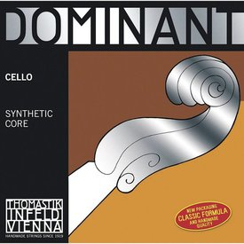 Melody Music Shop LLC Dominant Cello C String 4/4