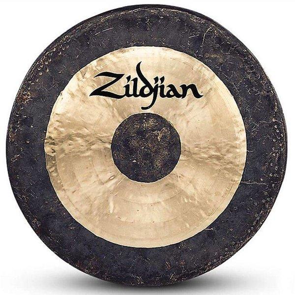 """Zildjian Zildjian P0501 34"""" Hand Hammered Gong"""