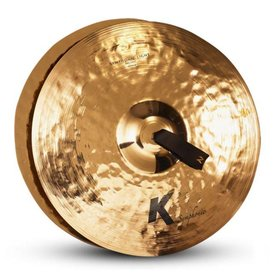 "Zildjian Zildjian K2014 18"" K Symphonic Light Brill Pair"