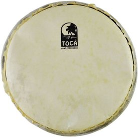 "Toca Toca 9"" Synthetic Head for Rope Tuned Djembe"