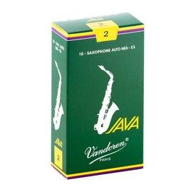 Vandoren Vandoren Alto Sax Java Reeds, Box of 10