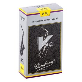 Vandoren Vandoren Alto Sax V.12 Reeds, Box of 10