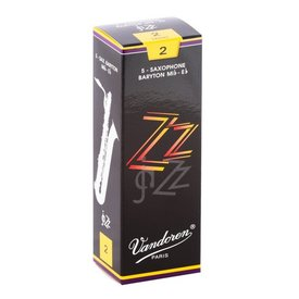 Vandoren Vandoren Bari Sax ZZ Reeds, Box of 5