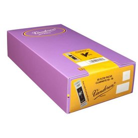 Vandoren Vandoren Bb Clarinet V21 Reeds, Box of 50